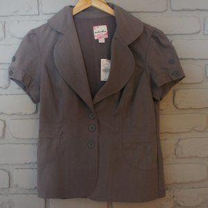 Anchor Blue Jackets & Coats - NWT Anchor Blue Short Jacket